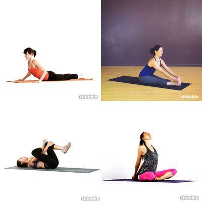 Yoga with Oscar