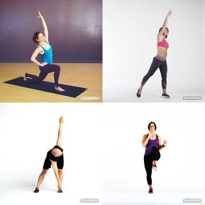Gwen Workouts