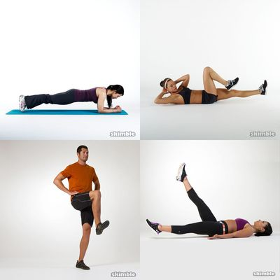 1 Hour workouts