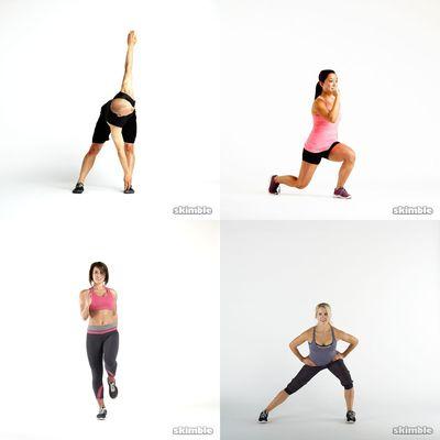 Lower Body Legs