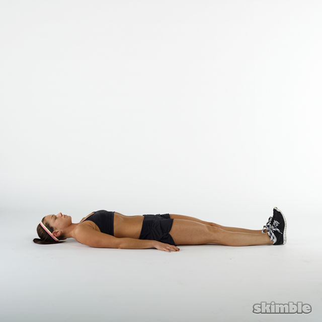 How to do: Leg Lifts - Step 3