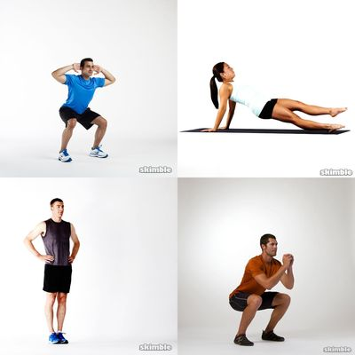 Cellulite Workouts