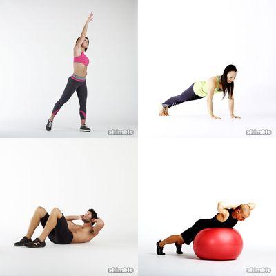 Ridas Workouts