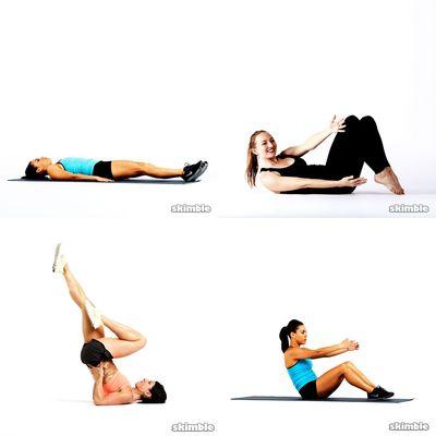 Pilates Short