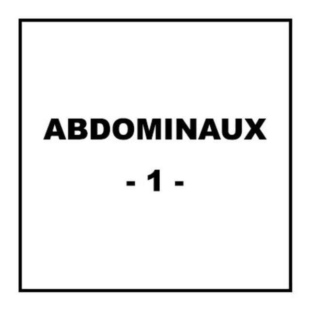 Abdos N°1