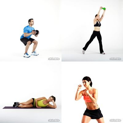To do workouts