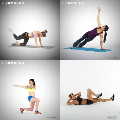 Moderate 3 Week Workout