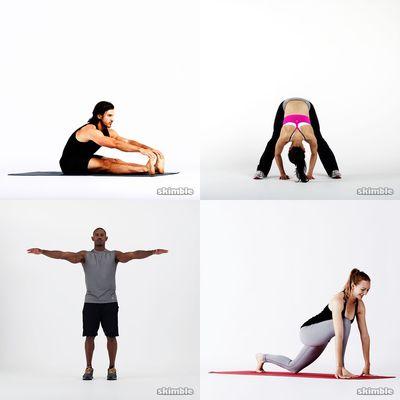 Stretching (Legs)