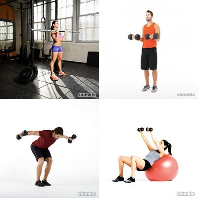 Dumbbell/Weight Training