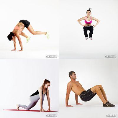 ligs workouts