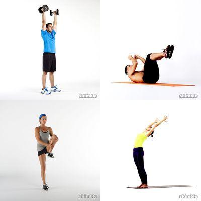 morninh workout