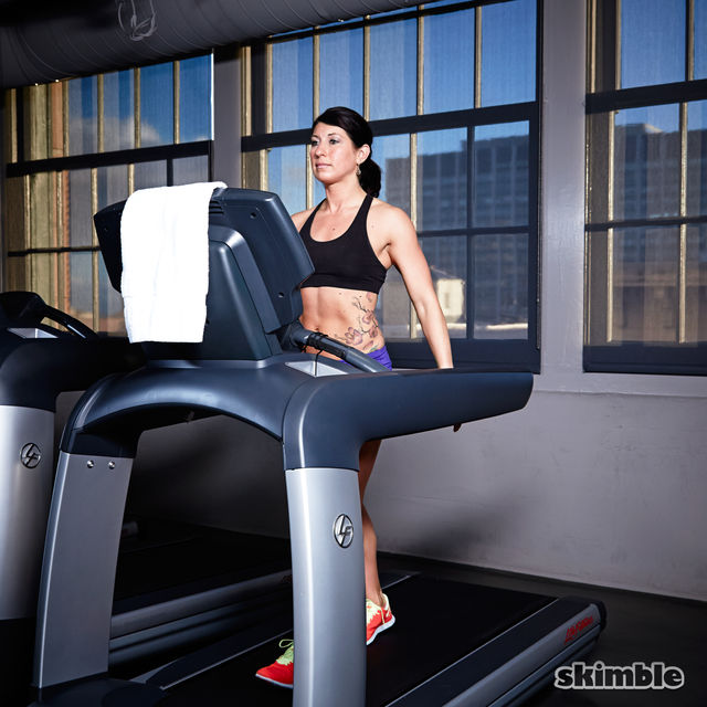 Hill Treadmill A