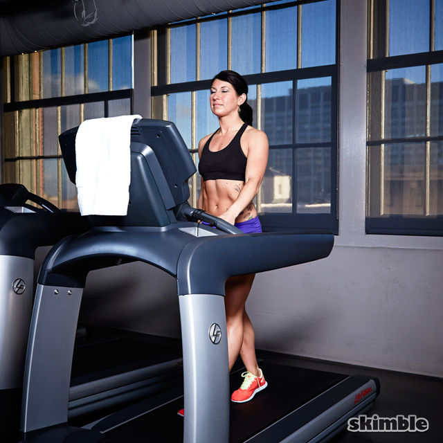 30-minute Treadmill