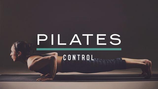 Pilates: Control