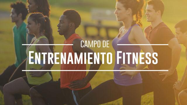 Campo de entrenamiento Fitness