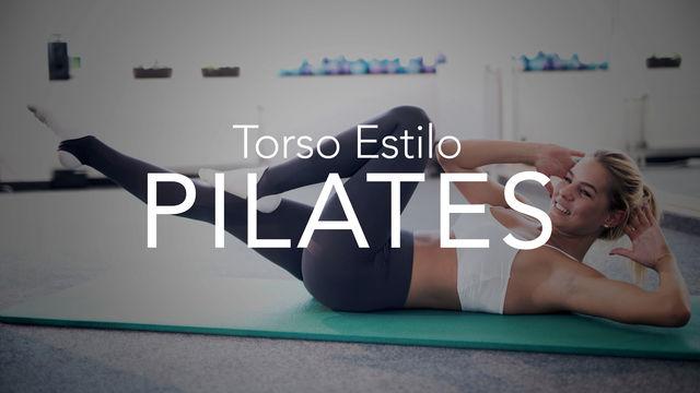Torso estilo pilates