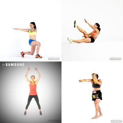 intense full body workout