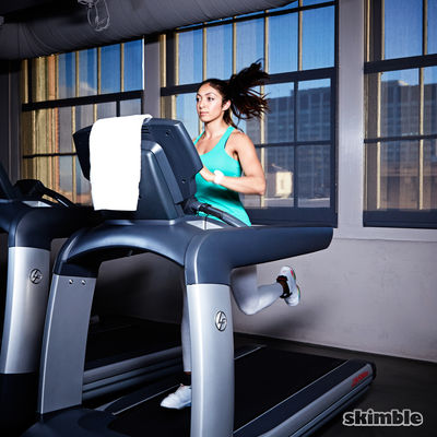 Treadmill HIIT: Inclines And Speed Pickups