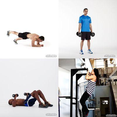 Gym grind