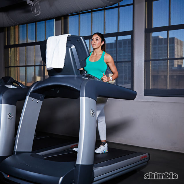 How to do: Incline Walk on Treadmill - Step 3
