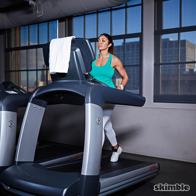 Hill Treadmill C
