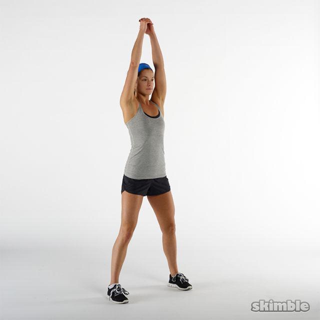 How to do: Arm Pumps - Step 2