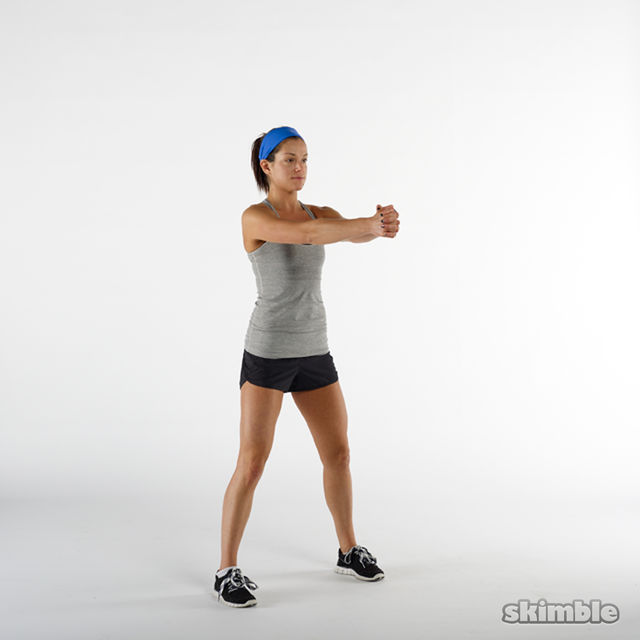 How to do: Arm Pumps - Step 1
