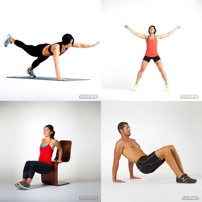 Arms and core