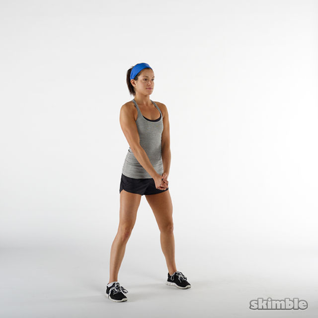 How to do: Arm Pumps - Step 4