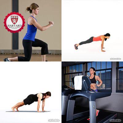 Cheronn's Workouts
