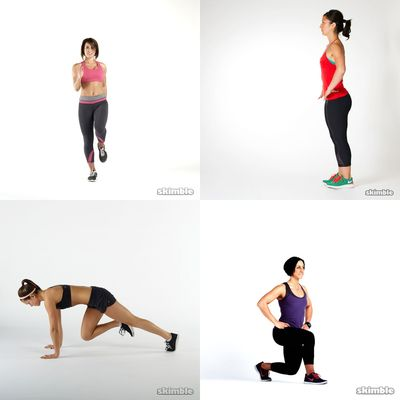 new workouts to check out