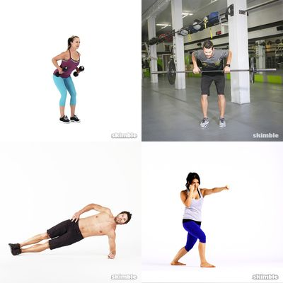 Offline Weightlifting
