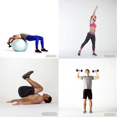 Tuesday Nike + training + Running