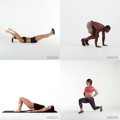 strength and cardio