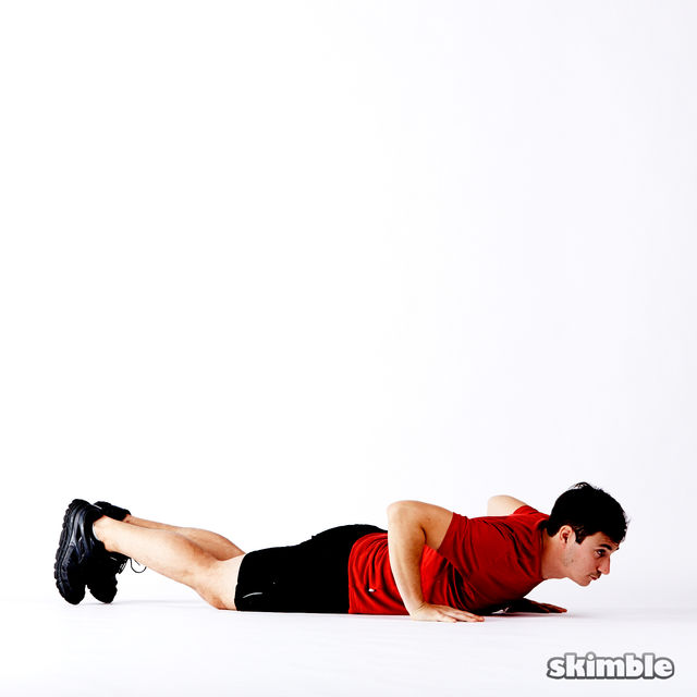 How to do: 5 Way Push-Ups - Step 6