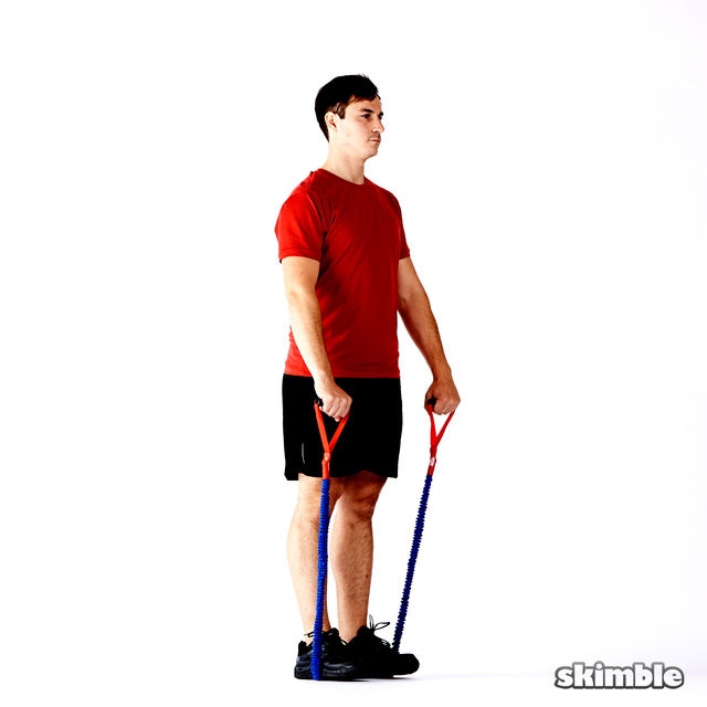 Resistance Band Workout (Progressive)