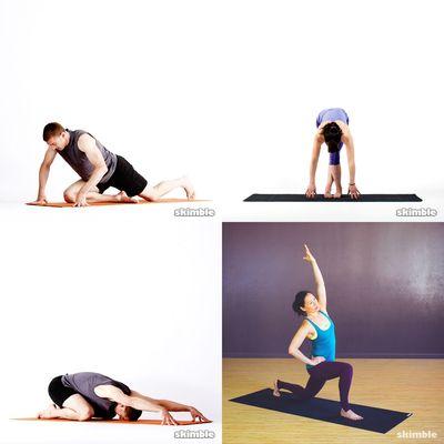 Offline Stretching