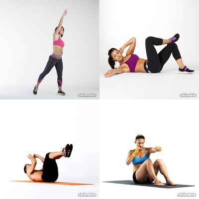 Katies workouts