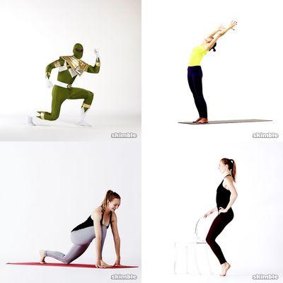 leg stretches
