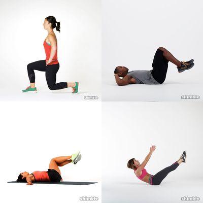 workout perfeect