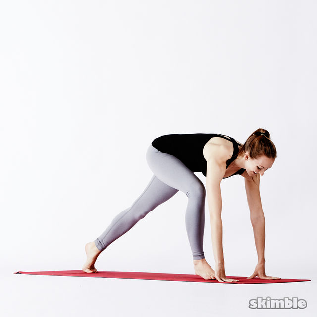 How to do: Right Half Split - Step 9