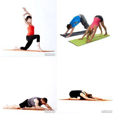 Yoga.....Namaste