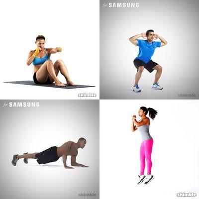 •workout ideas•