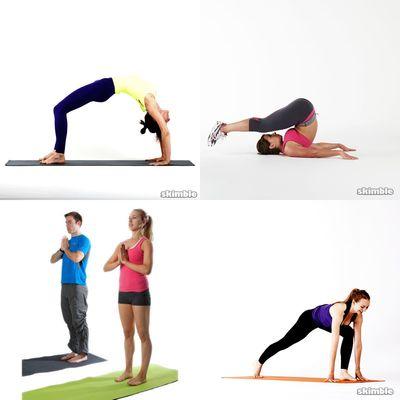Yoga 20-30 mins
