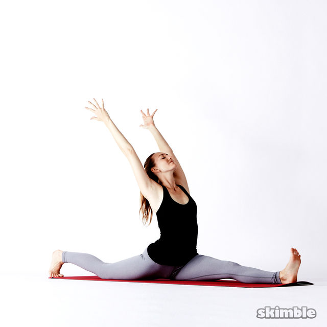 Stretching for Splits