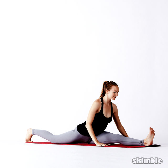 How to do: Left Split - Step 8