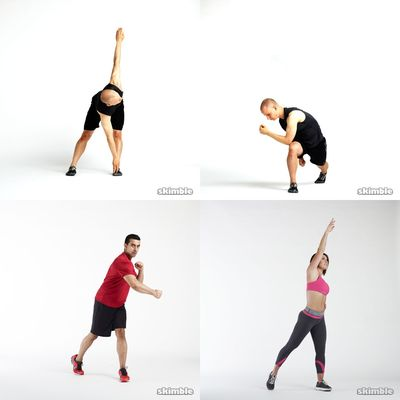 cardio body weight