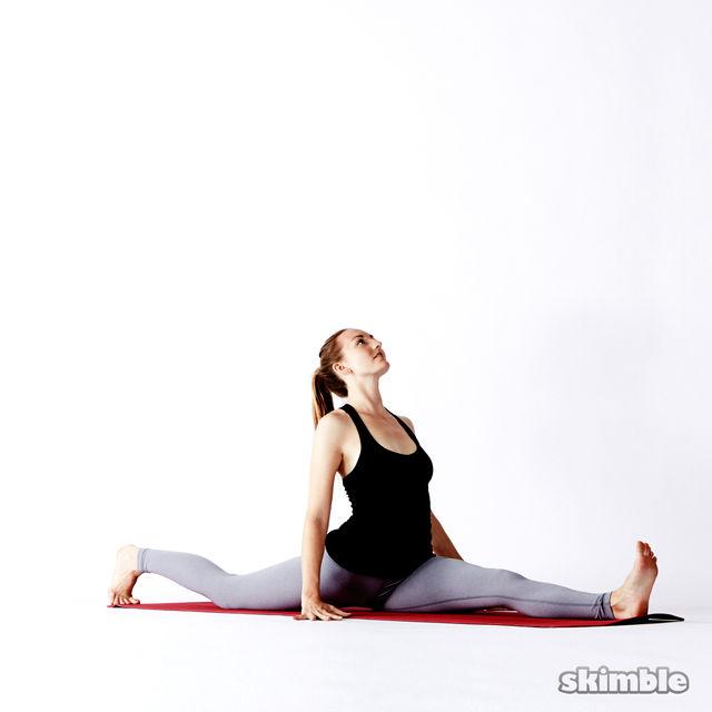 How to do: Left Split - Step 10