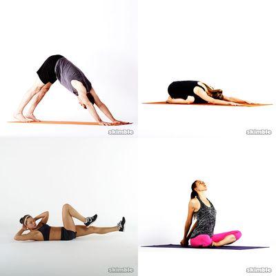 simple yoga