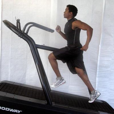 Incline Treadmill Sprint